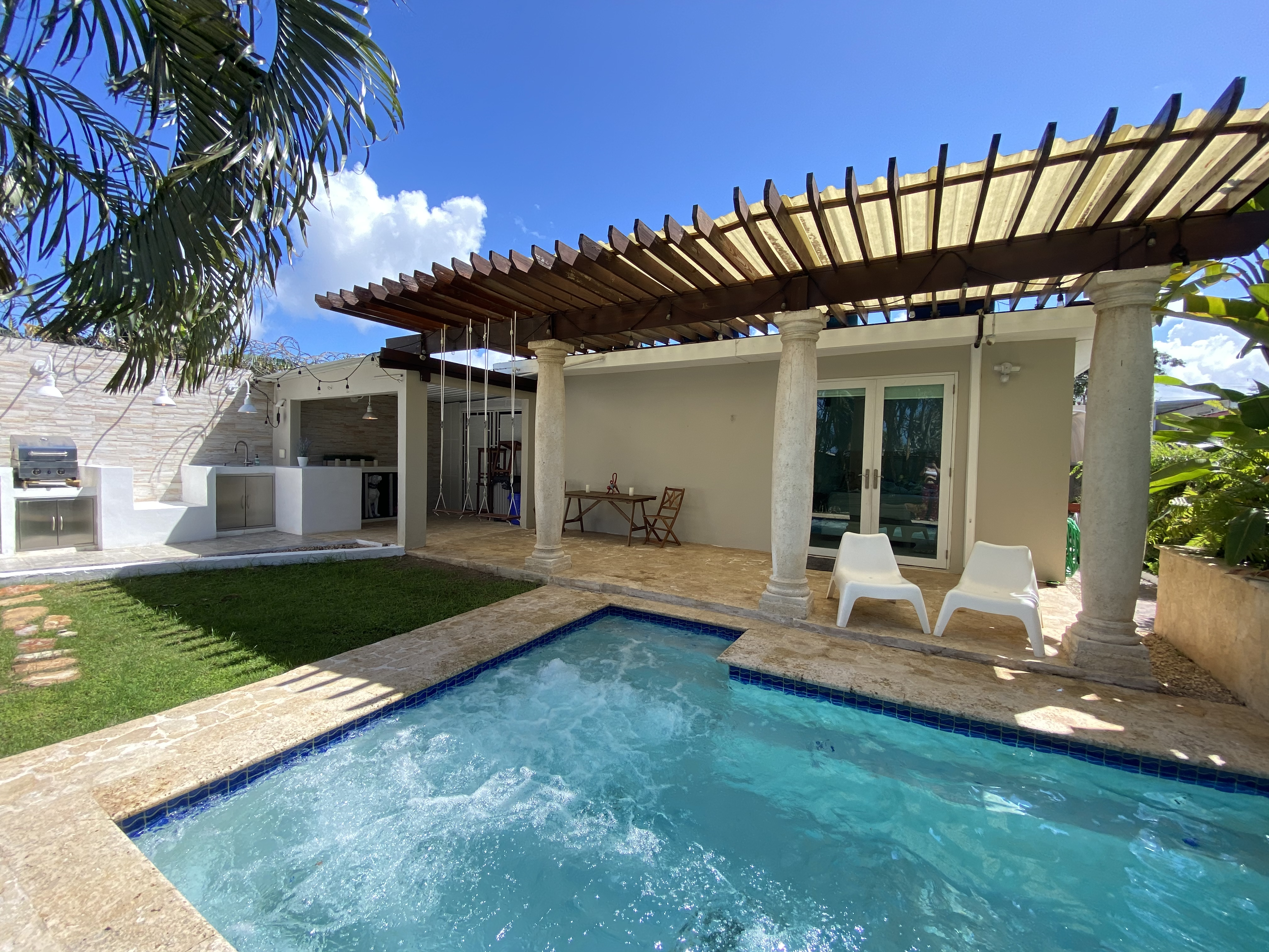 ponce house rentals for group vacation