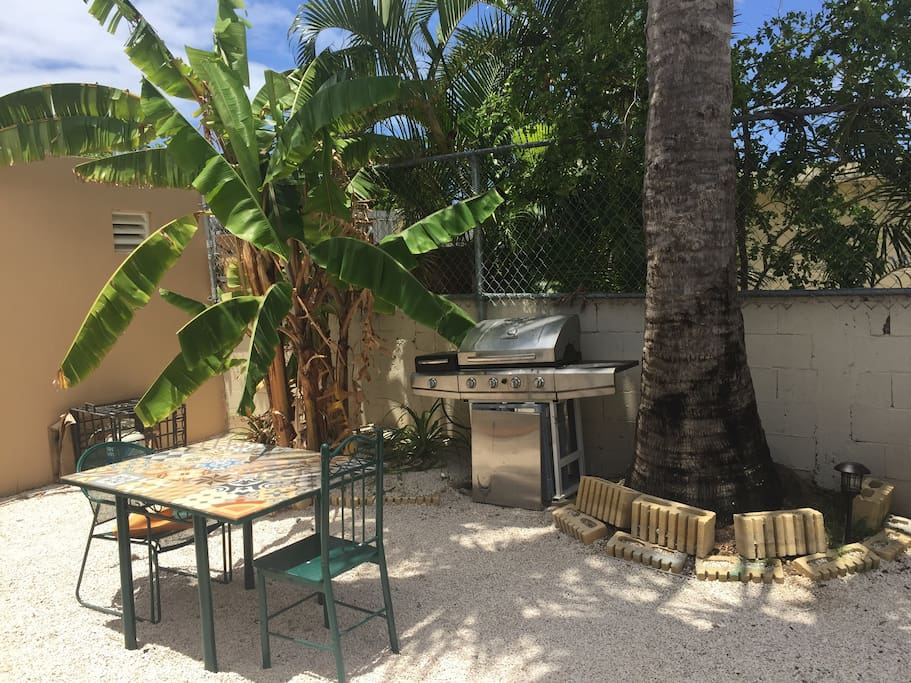 ponce vacation apartment with terrace