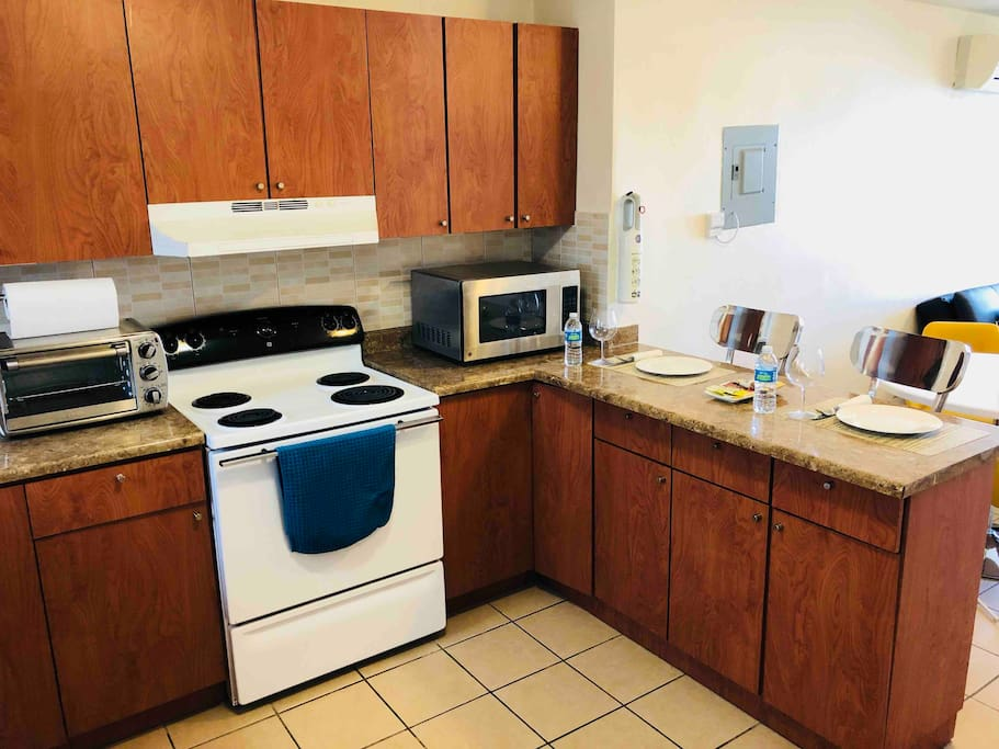ponce apartment rentals with kitchen