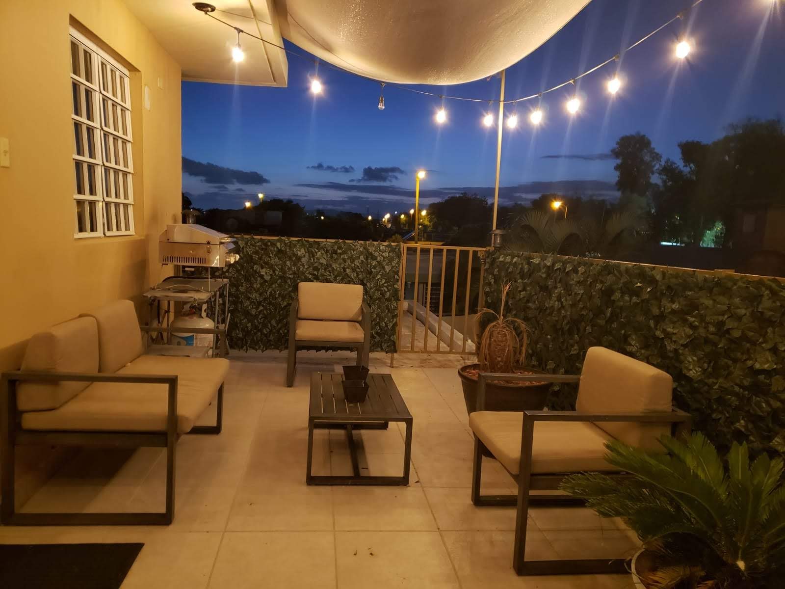 ponce vacation apartment rentals with bbq
